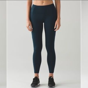 lululemon athletica Pants - ISO Lululemon Fast & Free Nocturnal Teal size 4